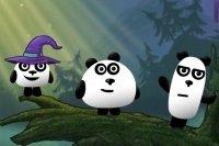 3 Pandy w Fantazji