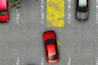 Parkingowa furia