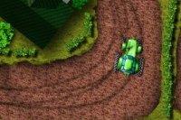 Parkowanie traktorów 2