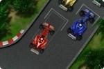 Parkowanie Bolidu Formuly 1