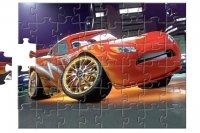Puzzle z autami