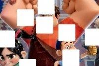 Puzzle z Ralphem Demolką