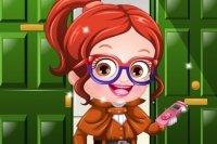 Strojenie dziecka Hazel detektyw