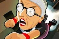 Strzelająca babcia