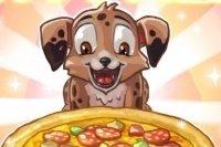 Szczeniak i Pizza
