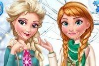 Zimowe Trendy Elsy i Anny