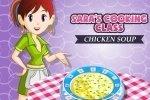 Gotowanie z Sarą