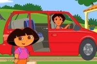 Dora Poznaje Swiat City