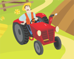 Gry traktory